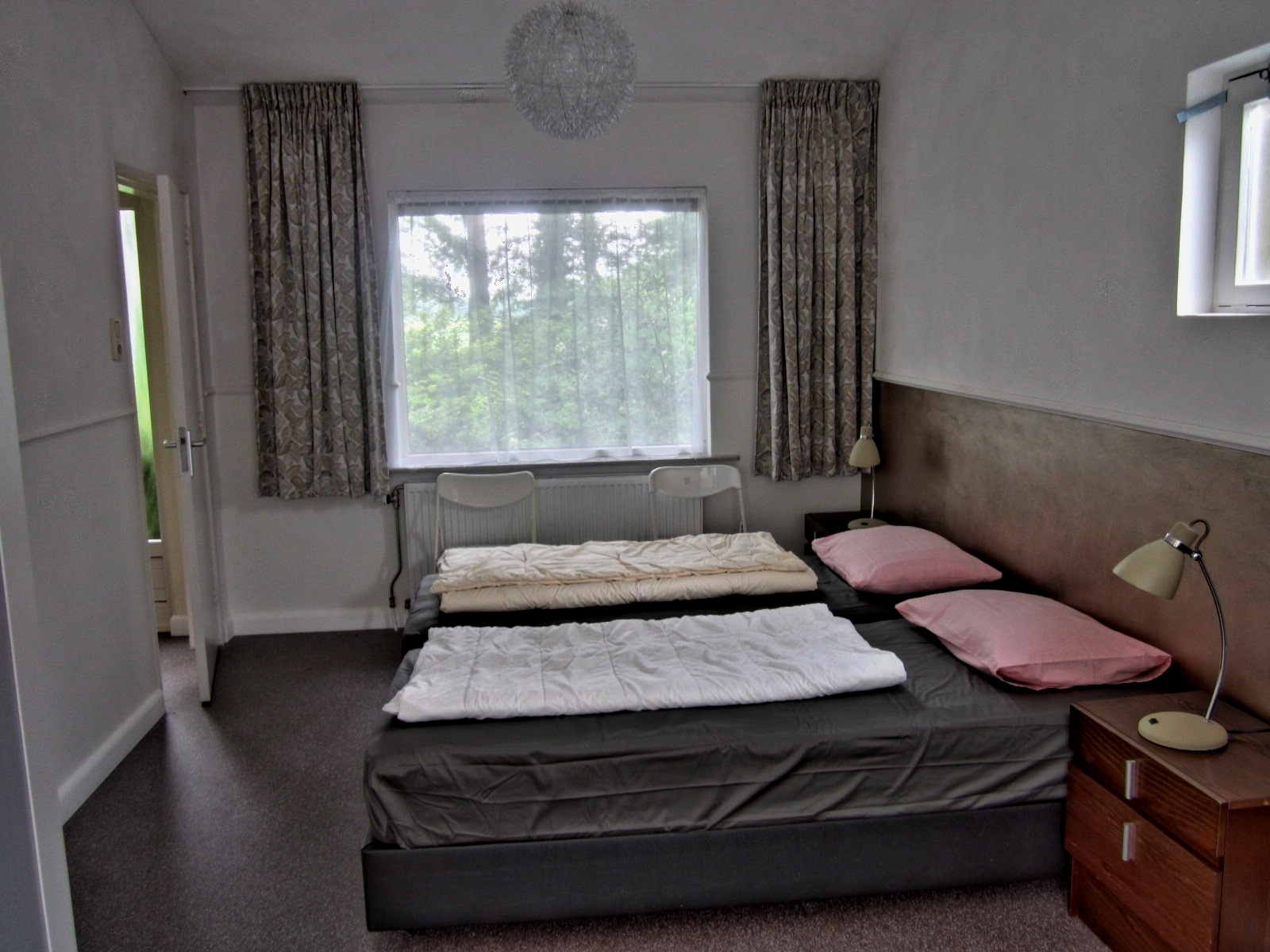 De opaal - Slaapkamer met doucheruimte ...